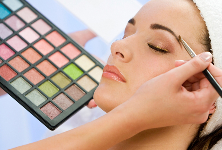 Курсы макияжа на первомайской